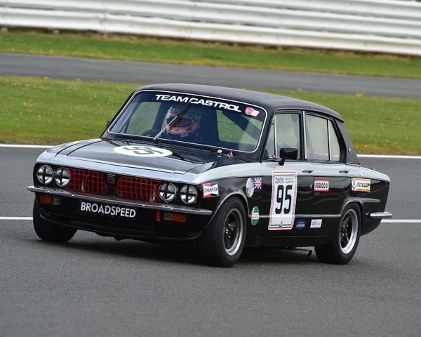 Cm15 3666 james wood triumph dolomite sprint james wood for James motor company used cars