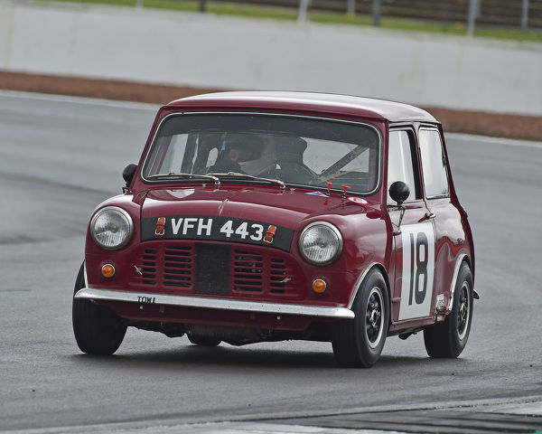 CM29 1331 Aaron Smith, Austin Mini Cooper S