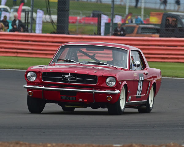 CM29 1546 Harry Naismith, Nick Naismith, Ford Mustang
