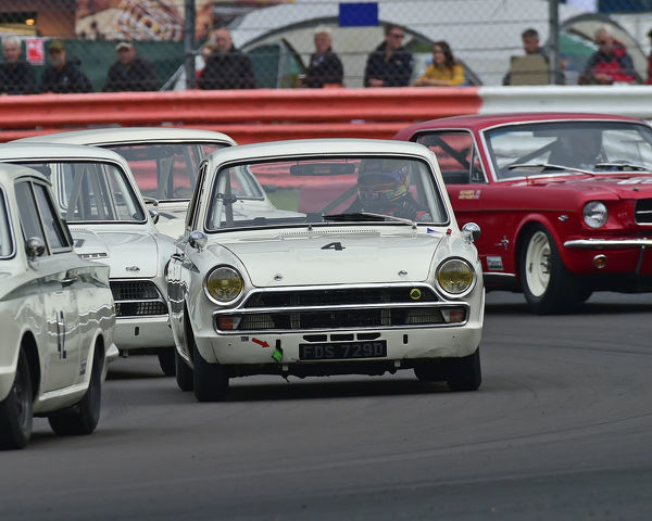 CM29 1598 Marco Attard, Tom Ingram, Ford Lotus Cortina