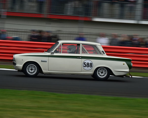 CM29 1665 Marcus Holland, Dominic Holland, Ford Lotus Cortina