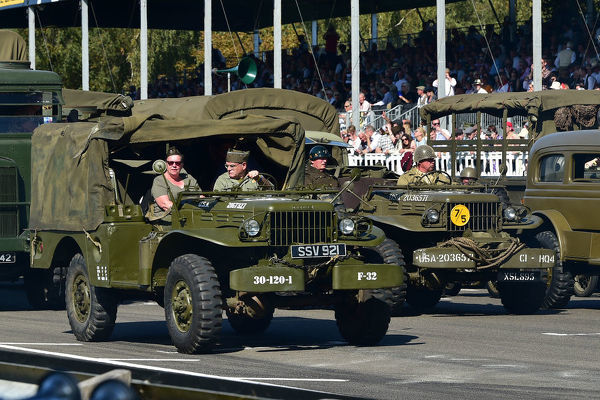 CM29 5456 Dodge WC-52 Weapons Carrier