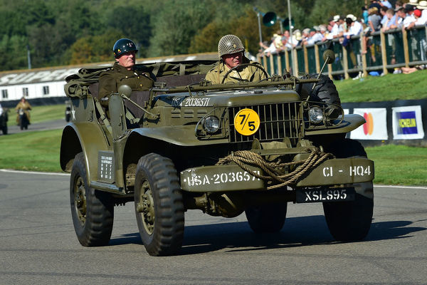 CM29 5487 Dodge WC. Dodge WC, D-Day Commemoration