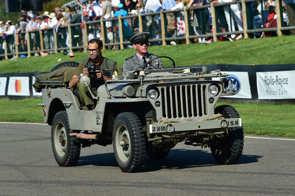 CM29 5495 Willys Jeep