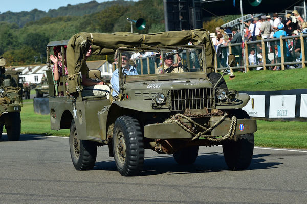 CM29 5510 Dodge WC. Dodge WC, D-Day Commemoration