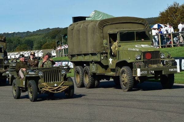 CM29 5516 Willys Jeep