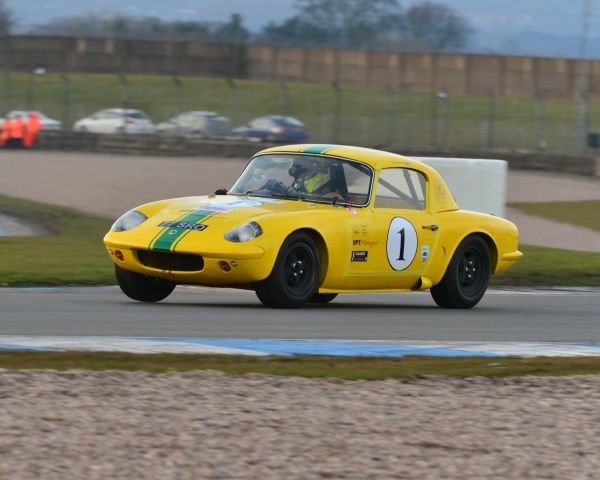 CJ3 1622 Nick Fleming, Lotus Elan S1
