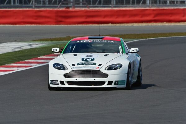 Desmond Smail, Aston Martin GT4, Aston Martin N24, AMR GT4 Challenge, Aston Martin Owners Club Racing, HRDC, AMOC Racing, Silverstone