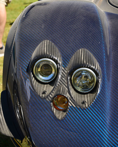Pagani Zonda, headlights, Goodwood Festival of Speed, 2019, Festival of Speed, Speed Kings, Motorsport's Record Breakers, July 2019, Motorsports, automobiles, cars, entertainment, Festival of Speed, FoS, Goodwood, heritage, hill climb