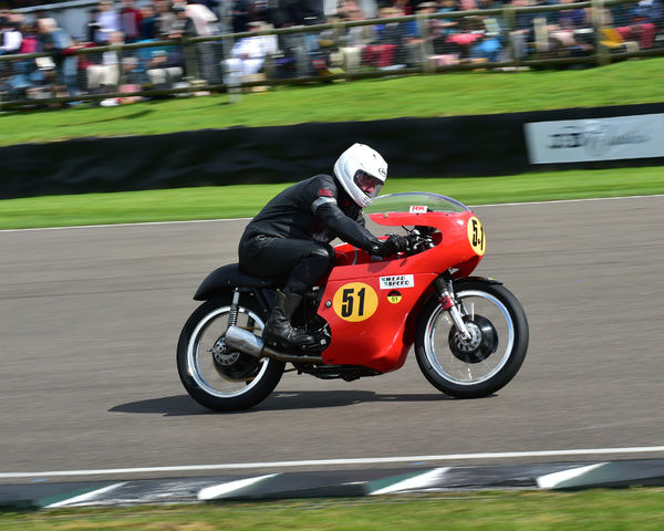 Higgins Duffus, Derek Bunning, Matchless G50, Barry Sheene Memorial Trophy, Goodwood Revival 2015, 2015, Barry Sheene Memorial Trophy, classic cars, Goodwood, Goodwood Revival, Goodwood Revival 2015, historic cars, Historic Racing, Lord March