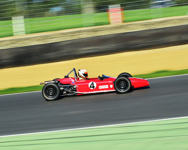 Max Bartell, Merlyn Mk20A, HSCC Brands Hatch Indy Sept 2015, Brands Hatch, Chris McEvoy, circuit racing, CJM Photography, classic cars, England, HFF, historic cars, Historic Formula Ford, Historic Racing, Historic Racing racing cars, Historic Sports Car Club