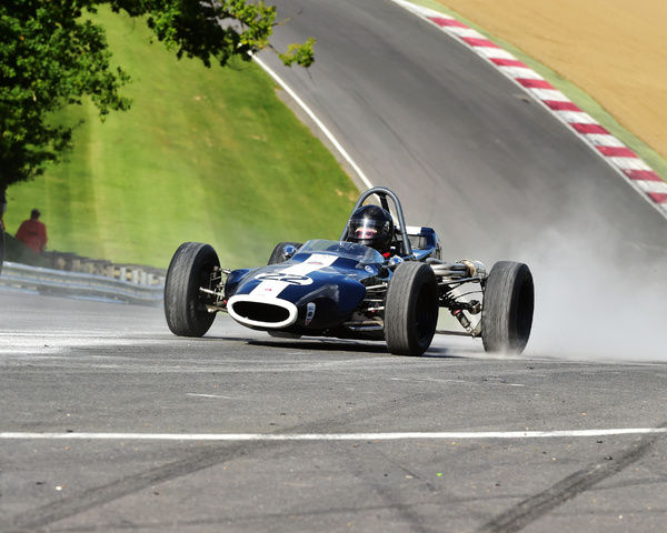 Chris Williams, Caldwell D9, HSCC Brands Hatch Indy Sept 2015, Brands Hatch, Chris McEvoy, circuit racing, CJM Photography, classic cars, England, HFF, historic cars, Historic Formula Ford, Historic Racing, Historic Racing racing cars, Historic