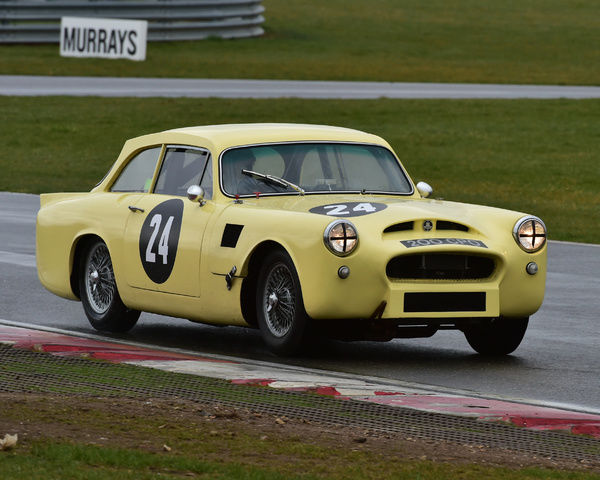 CM6 6593. CSCC Test Day Snetterton 26th March 2015