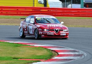 Alfa-Romeo 156 S2000; Neil Smith.