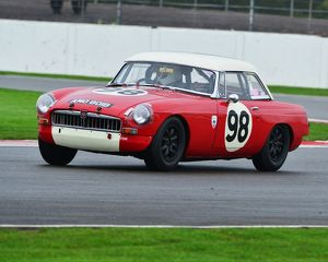 Andrew Bentley, MGB CJ5 1192