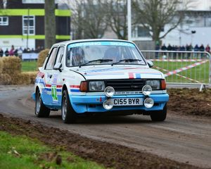 CJ3 0762 John Melling, Andy Willet, Skoda Estelle