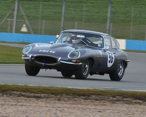 CJ3 1677 Peter Lanfranchi, Jaguar E-Type