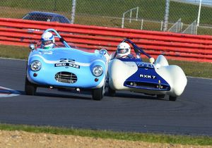 CJ3 3010 Neil Perkins, RGS Sports Racer, Brian Arculus, Lotus Mk IX