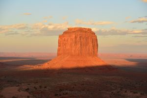 CJ3 3492 Sunset Monument Valley