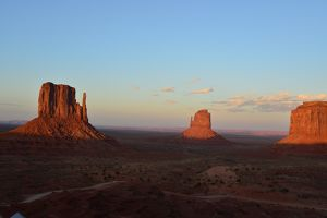 CJ3 3501 Sunset Monument Valley