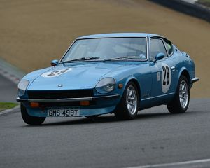 CJ4 9478 John Hall, Datsun 260Z