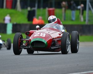 CJ4 9516 Michael Ashley Brown, Volpini FIAT Monoposto