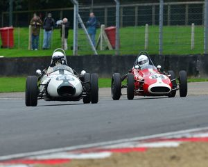 CJ4 9522 Anthony Smith, Elva 100, Richard Ellingworth, Gemini MkII