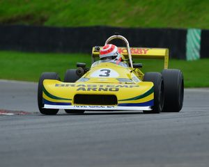 CJ4 9564 David Shaw, Ralt RT1