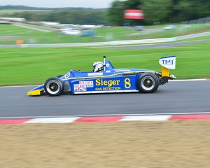 CJ4 9603 Graham Fennymore, Ralt RT3