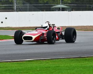 CJ5 1219 Alex Summers, Lola T140