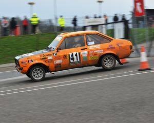 CJ5 3086 Ben Dawson, Mike Dawson, Ford Escort