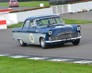 CJ5 5505 Mark Blundell, Kerry Michael, Ford Zodiac Mk II, NSV 450