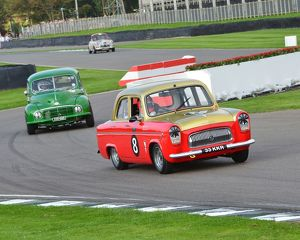 CJ5 5508 Jason Plato, Martin James, Ford Prefect 107E, 33 KKR