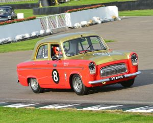 CJ5 5552 Jason Plato, Martin James, Ford Prefect 107E, 33 KKR