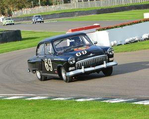 CJ5 5553 Roger Wills, Tom Chilton, Gaz Volga M21