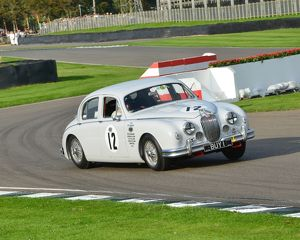 CJ5 5562 Derek Bell, Anthony Williams, Jaguar Mk1, BUY 1