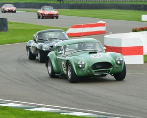 CJ5 5734 Bill Shepherd, Jochen Mass, AC Cobra