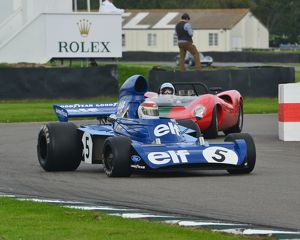 CJ5 5832 Sir Jackie Stewart, Tyrrell-Cosworth