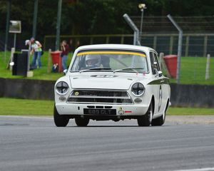 CJ5 6080 David Pickering, Ford Lotus Cortina, 689 GLT