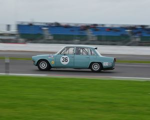 CJ5 6529 Richard Cross, Triumph 2000 Mk1