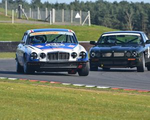 CJ5 6967 David Howard, Jaguar XJ12