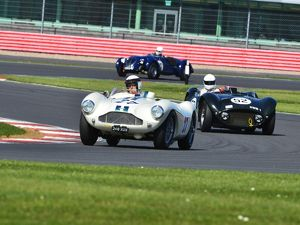 CJ5 7257 David Bennett, Aston Martin DB3S, 248 XUX