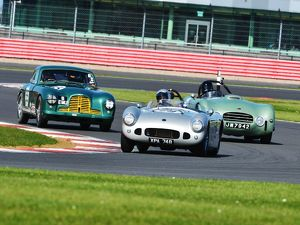 CJ5 7271 Spike Milligan, HWM Jaguar Sports Racing