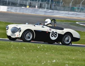 CJ5 7304 Jeremy Holden, Austin Healey 100