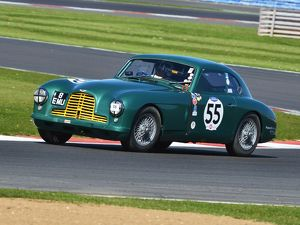CJ5 7343 Andrew Sharp, Aston Martin DB2