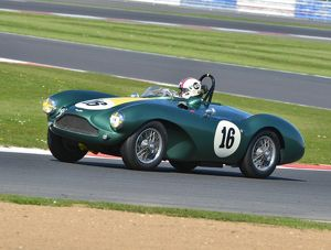CJ5 7347 Steven Boultbee-Brooks, Aston Martin DB3S