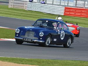 CJ5 7351 Nigel Batchelor, Aston Martin DB2-4