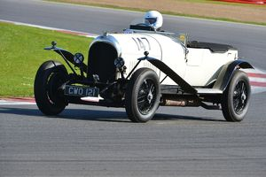 CJ5 7425 Vivian Bush, Bentley 3 Litre