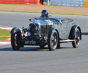 CJ5 7431 Tim Wadsworth, Lagonda 2 Litre LC Tourer