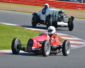 CJ5 7448 James Ricketts, Austin 7 Monoposto
